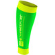 Compressport Calf R2 warmers geel/groen